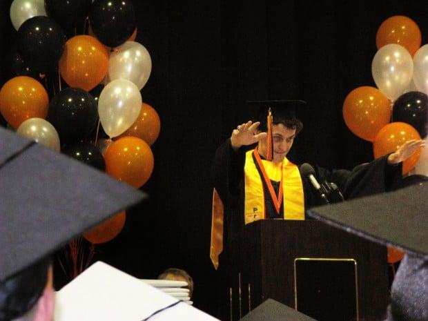 Corinth Grads 2010