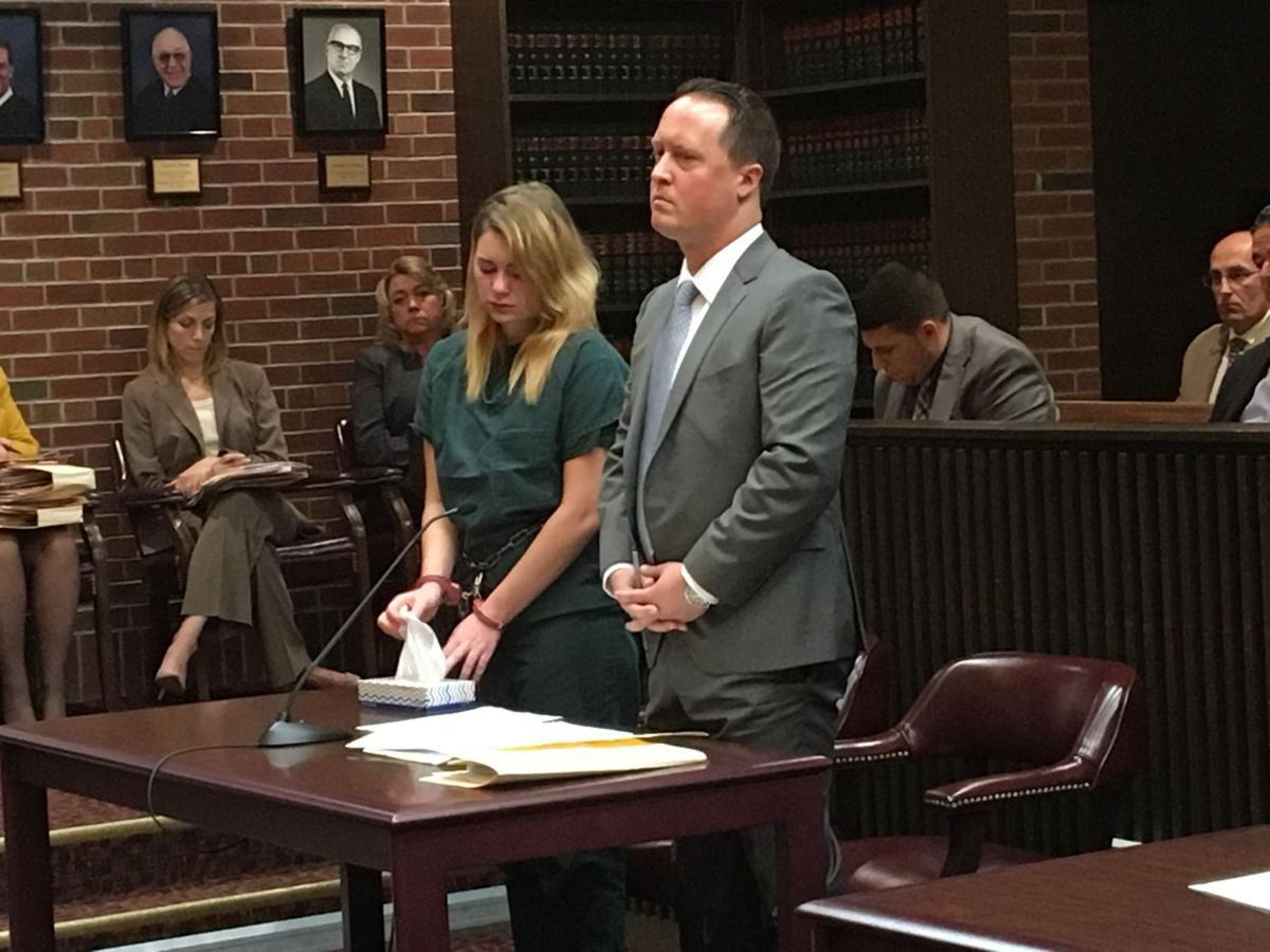Alison Pecor sentencing