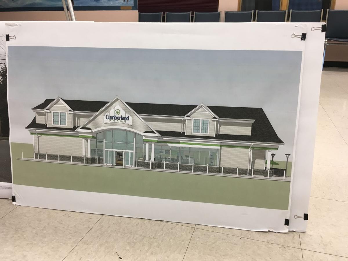 Cumberland Farms plans