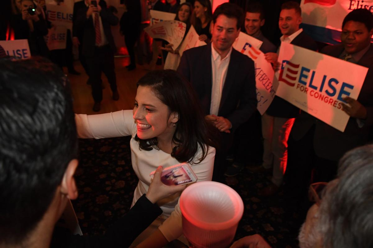 Blog: Stefanik launching political action committee.