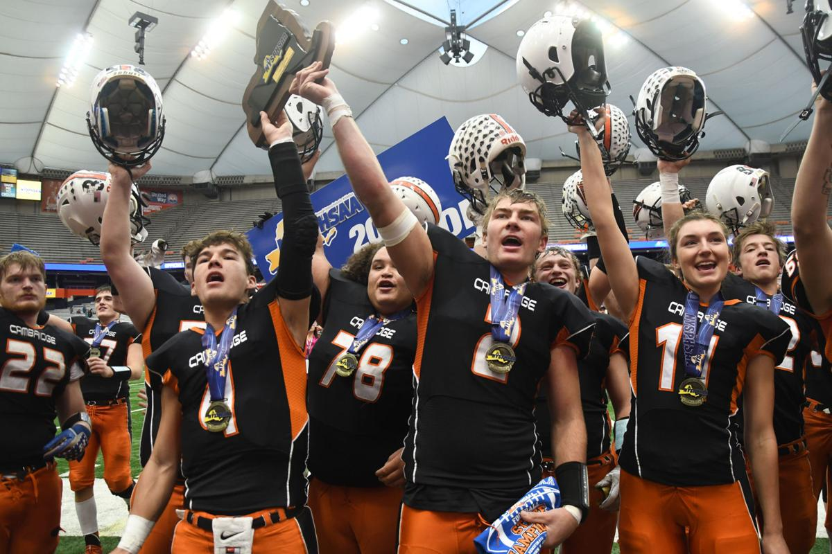 Cambridge brings home another state victory