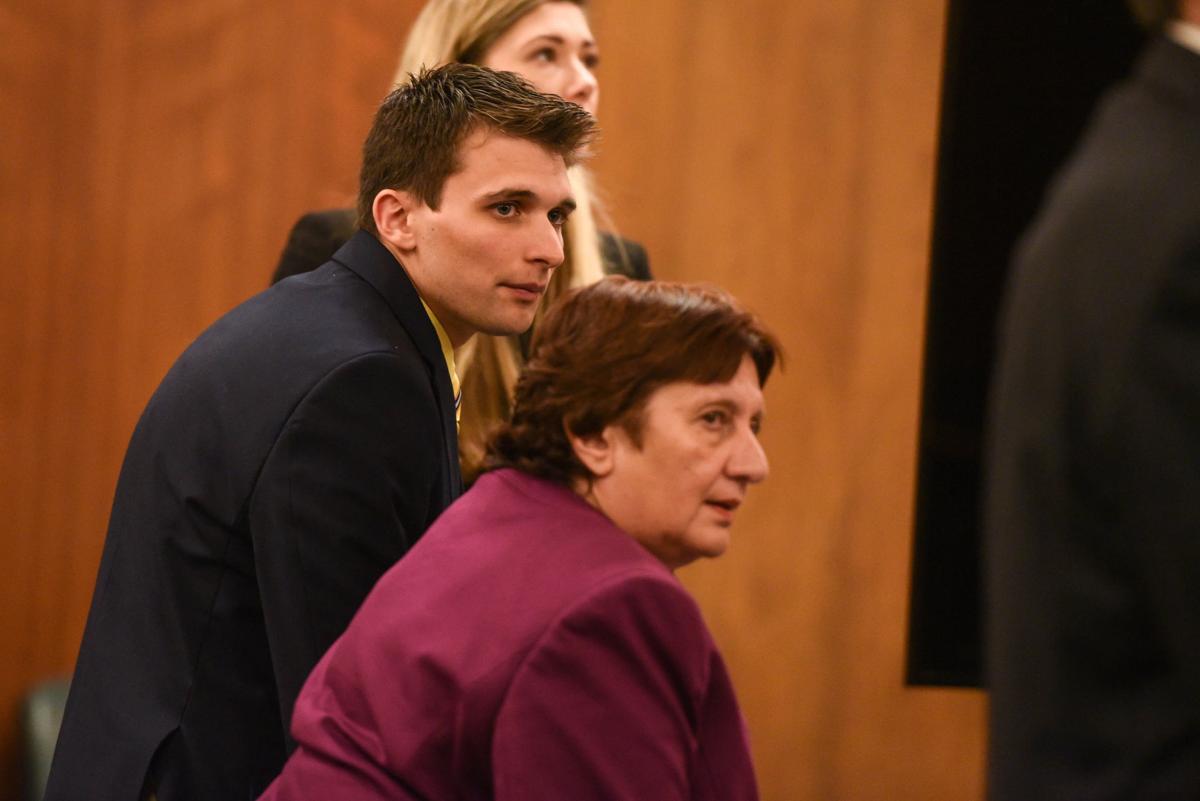 Alex West trial