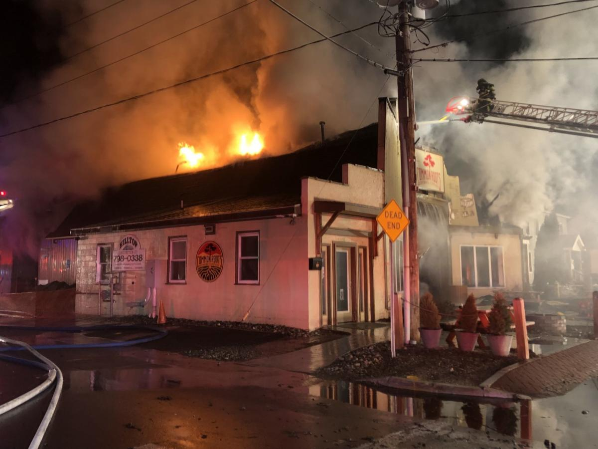 Fire tears through Common Roots Brewing Company | Local