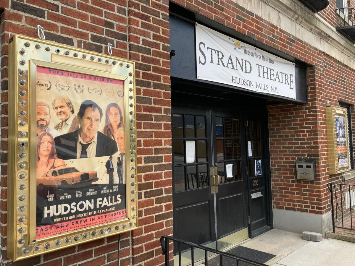 'Hudson Falls' to have local showing
