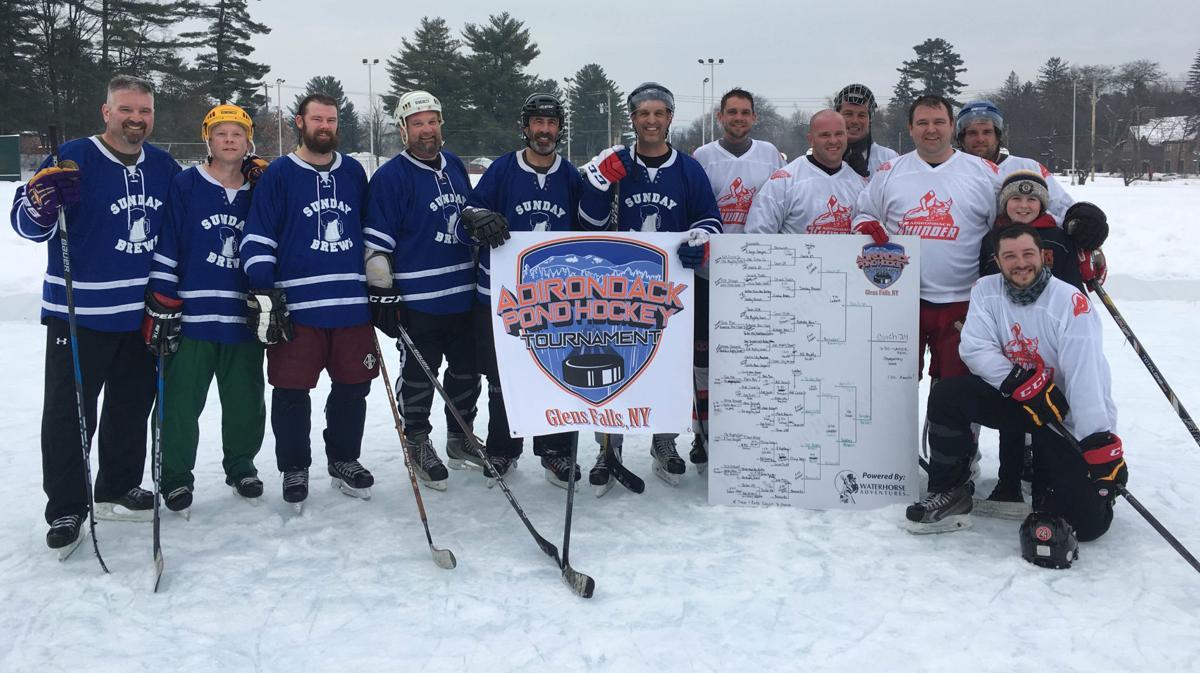 Adirondack Pond Hockey Tournament champions