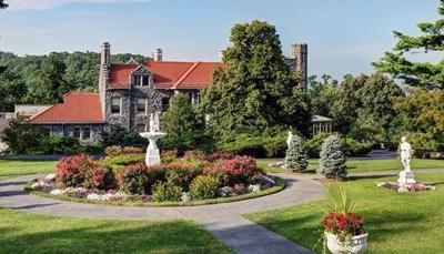 Tarrytown House Estate on the Hudson