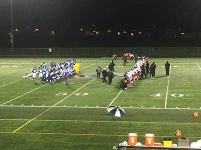 Cambridge-Salem football