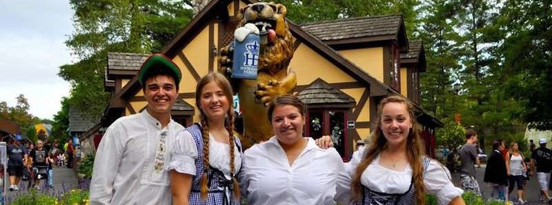 Oktoberfest at Great Escape