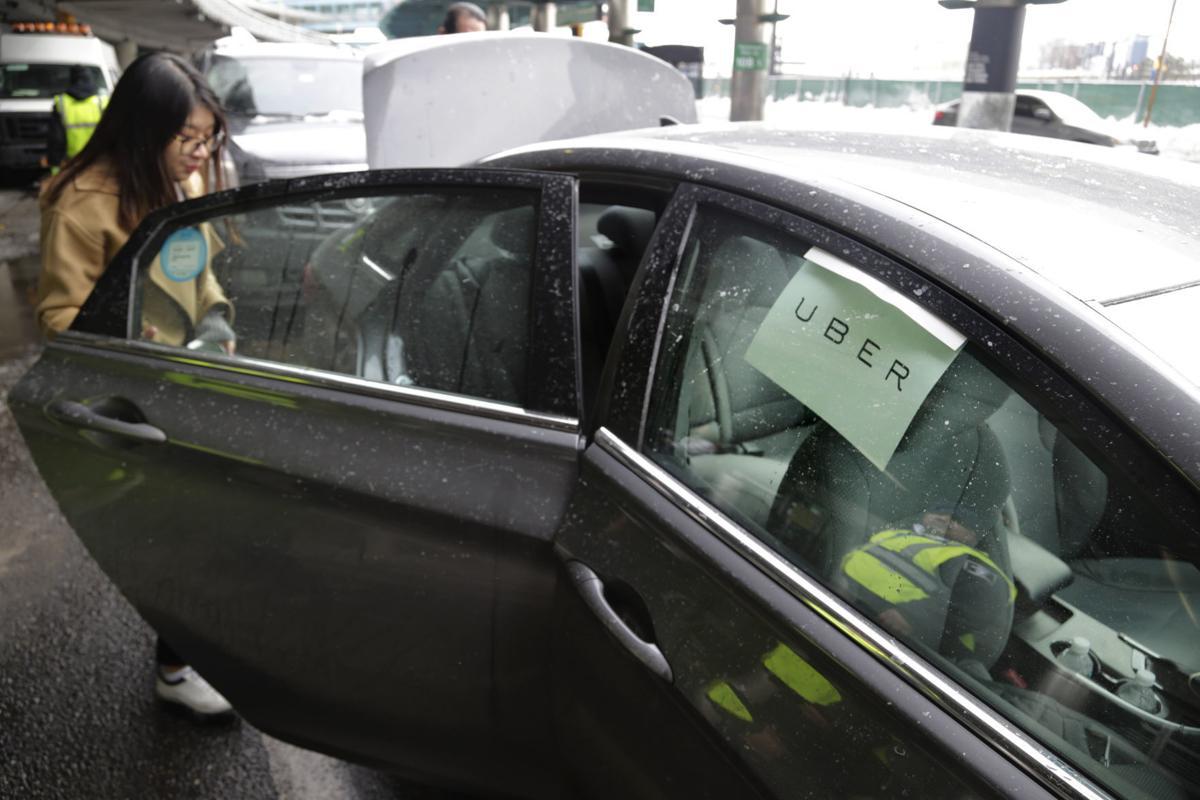 Hailing A Ride Uber And Lyft To Start Thursday Local Poststar Com
