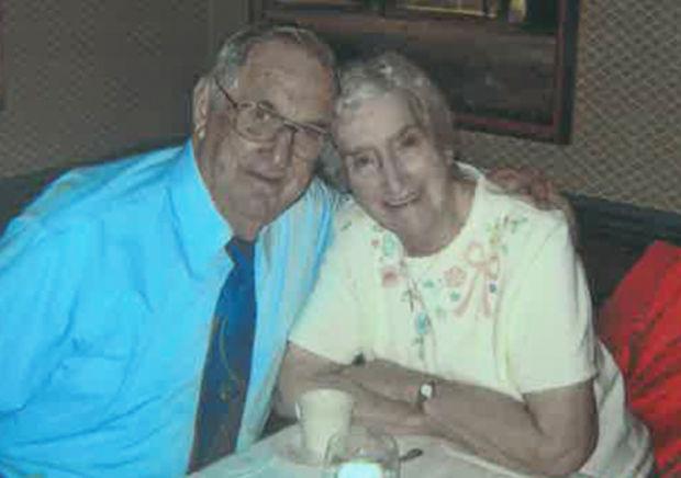 Mr. & Mrs. Robert Seeley