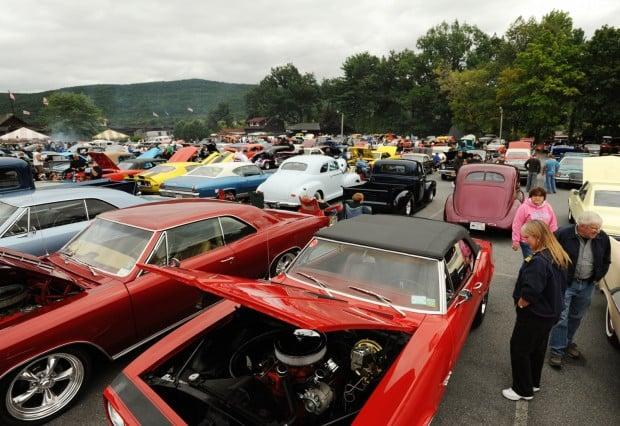 Adirondack National Car Show