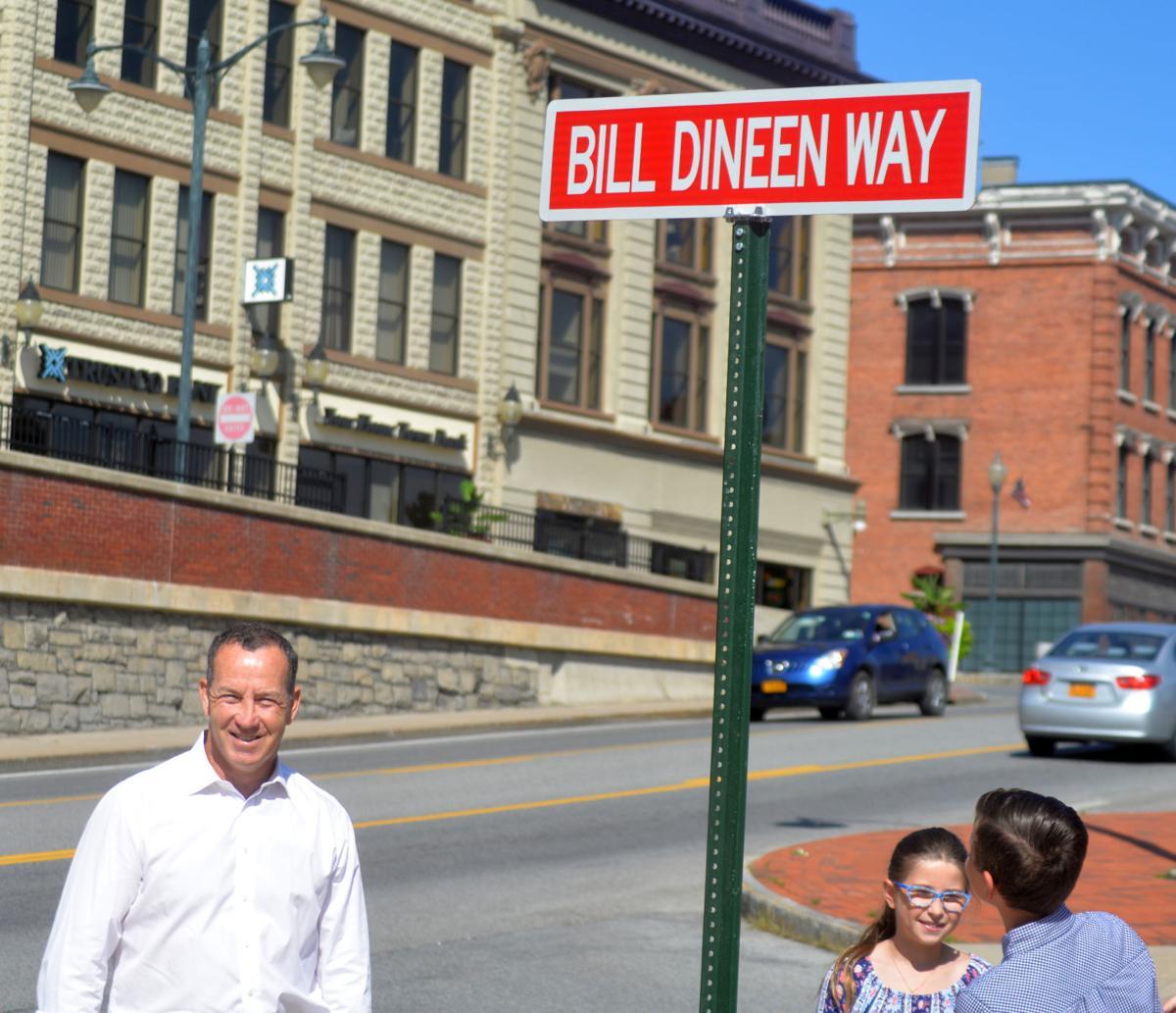 Bill Dineen Way