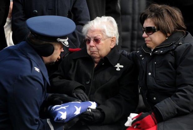 Clarence Dart Funeral