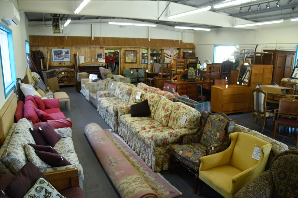 Restore Sells Goods To Fund House Building Local