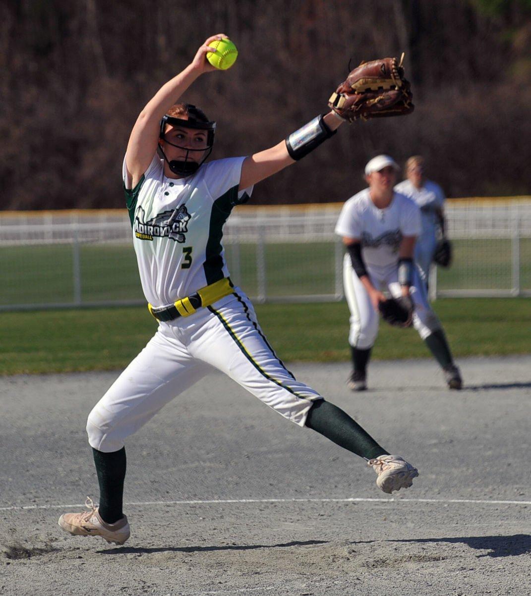 SUNY Adirondack softball