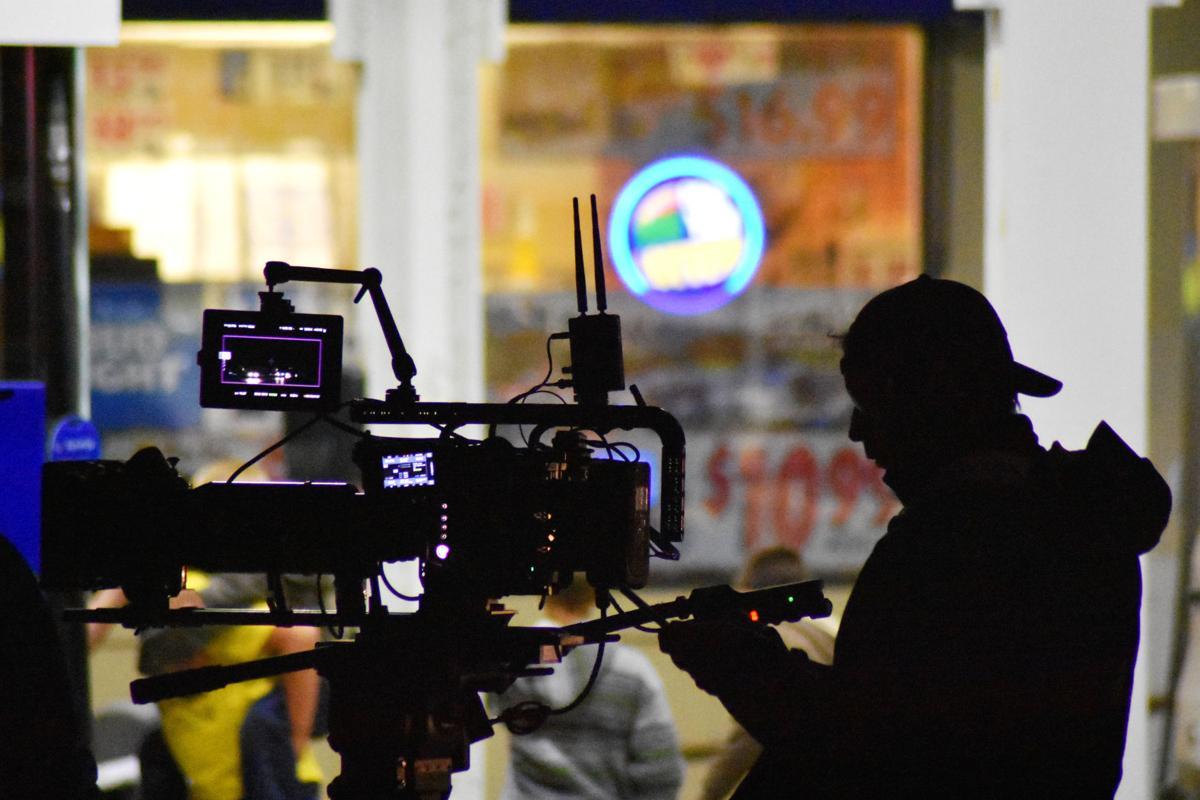 Filming 'Escape at Dannemora'