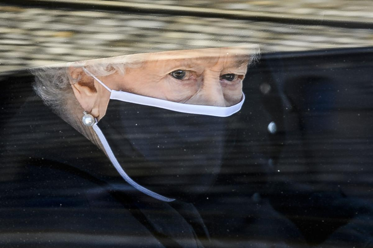 Britain The Queen