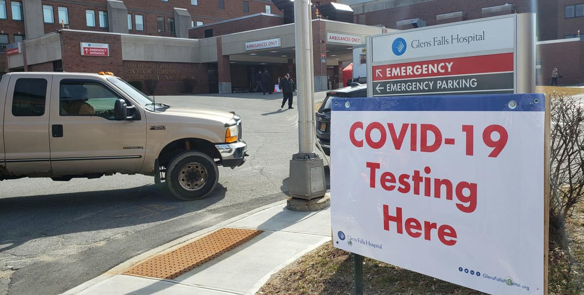 Hospitals put up tents, drive-thrus for COVID-19 testing ...