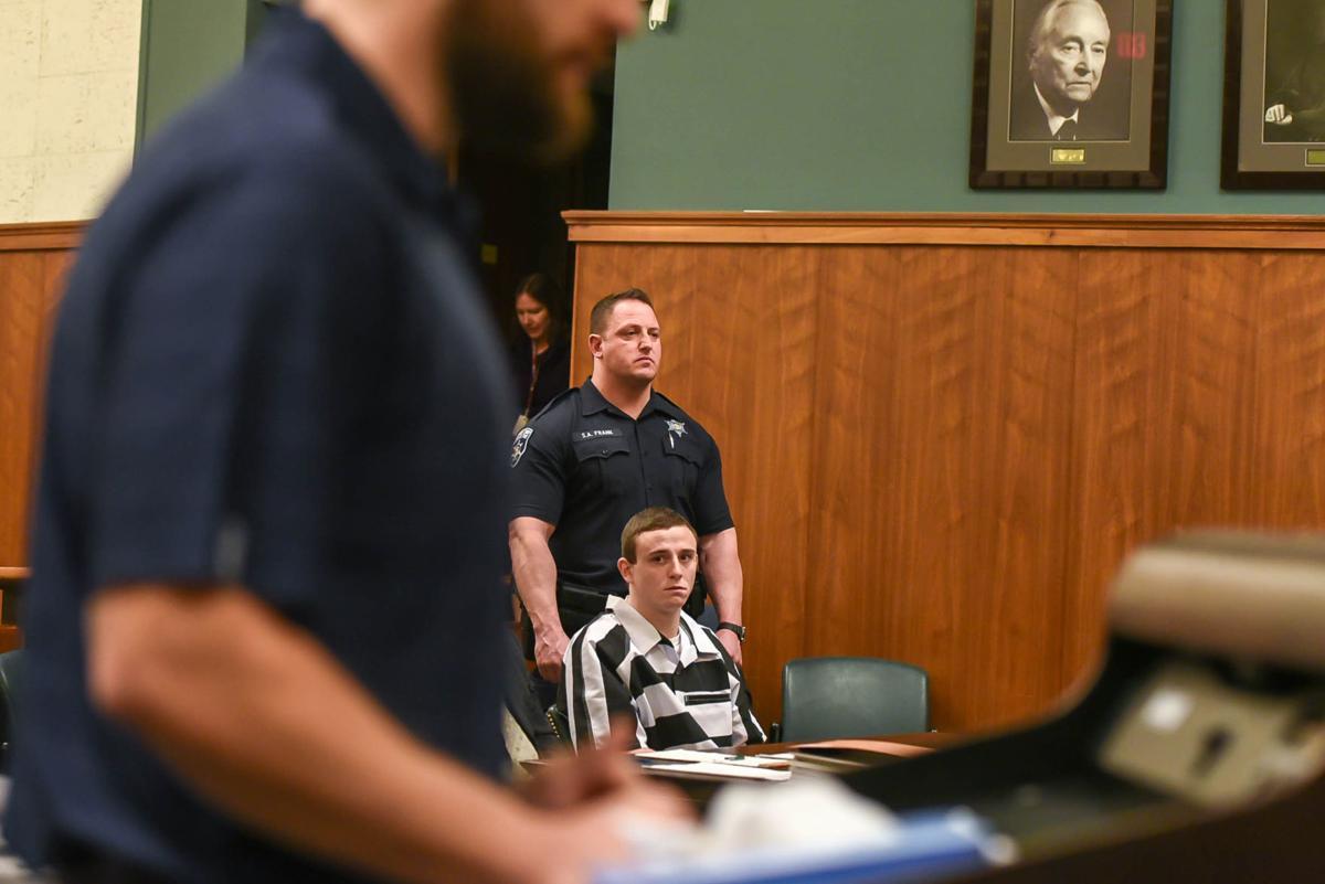 Redden sentencing