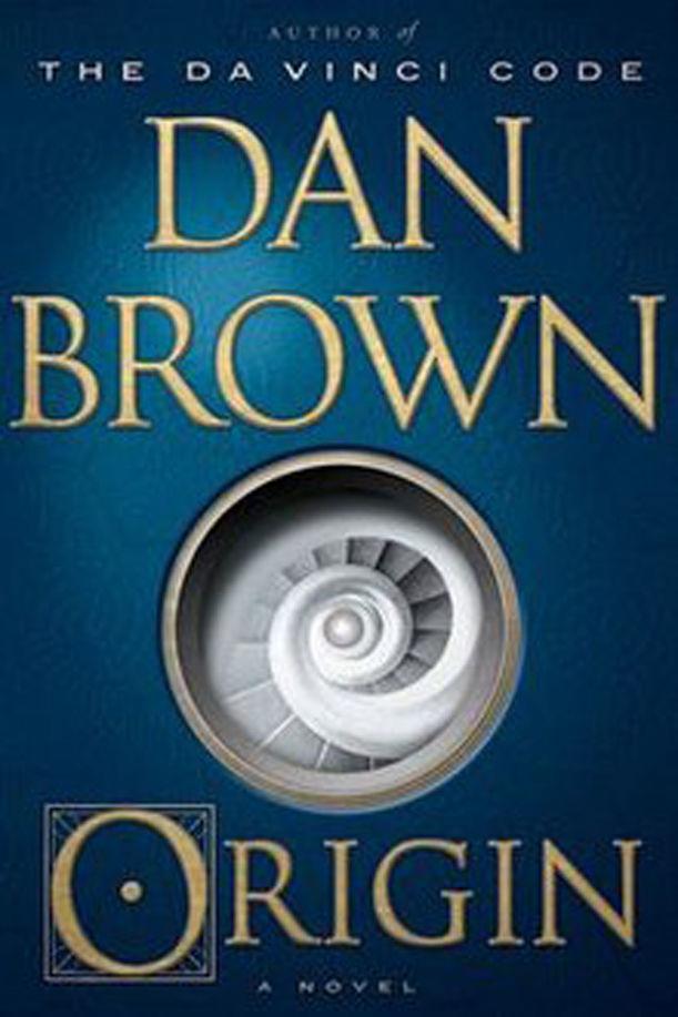 'Origin' by Dan Brown