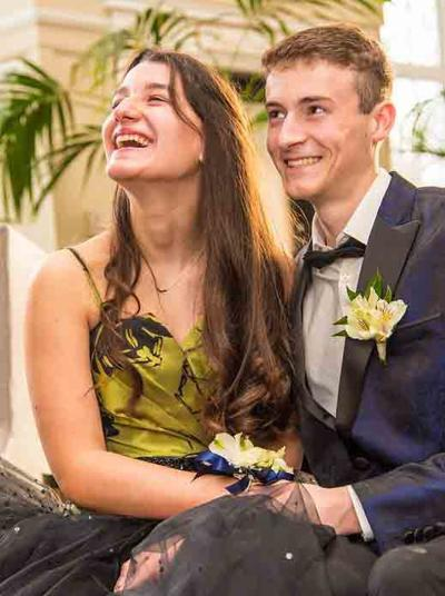 Students hold their own prom
