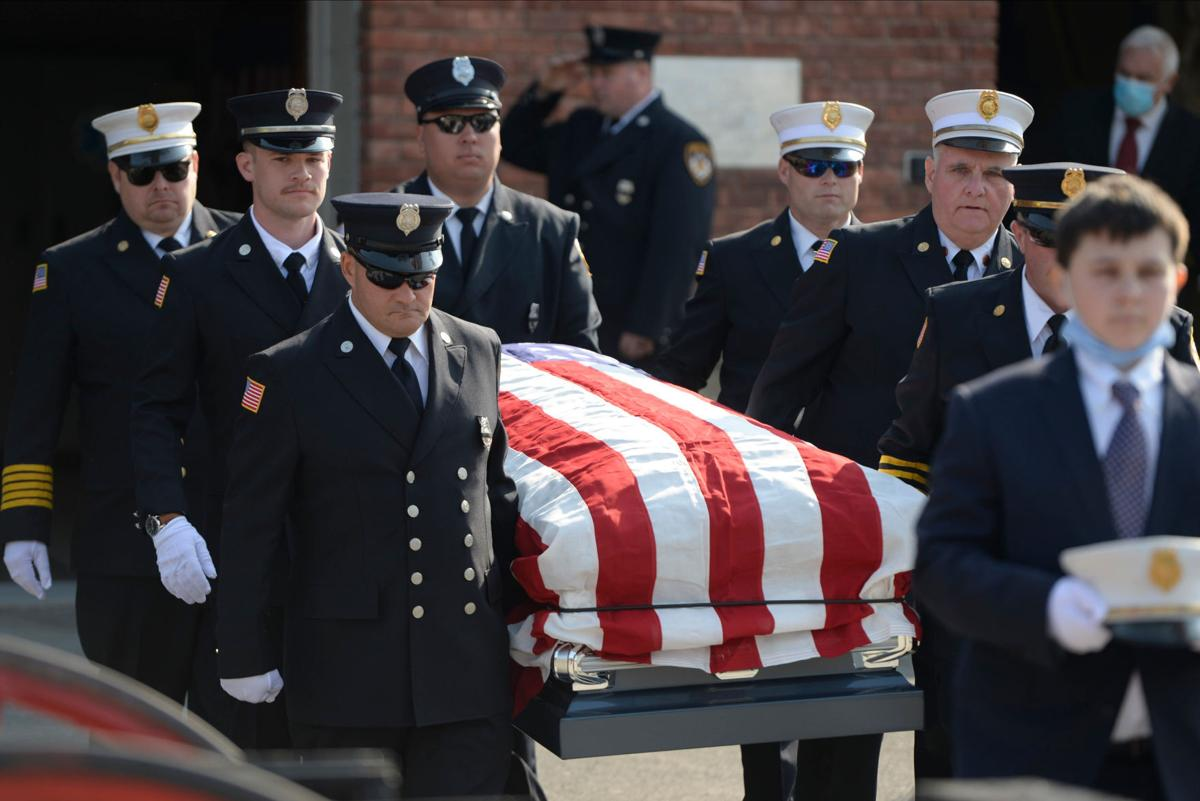Bill expanding covered medical conditions passes in wake of Whitehall firefighter's death