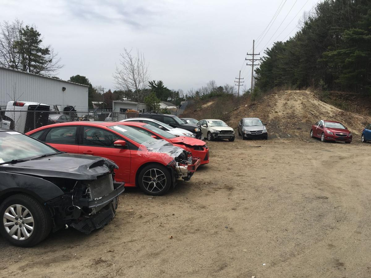 Moreau car dealership accused of running illegal junkyard | Local ...