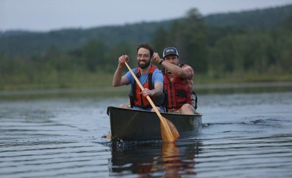 Great Brant Lake Canoe Race