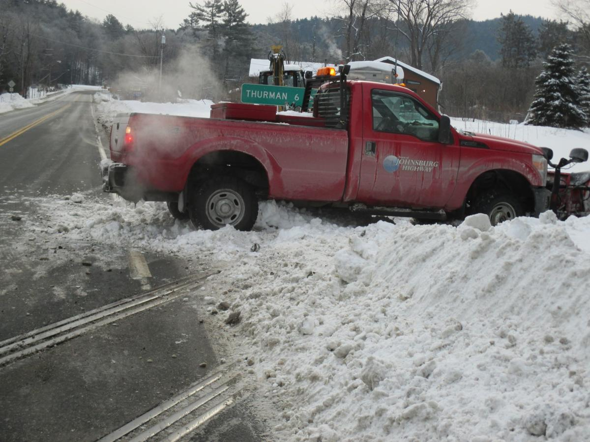 Johnsburg truck