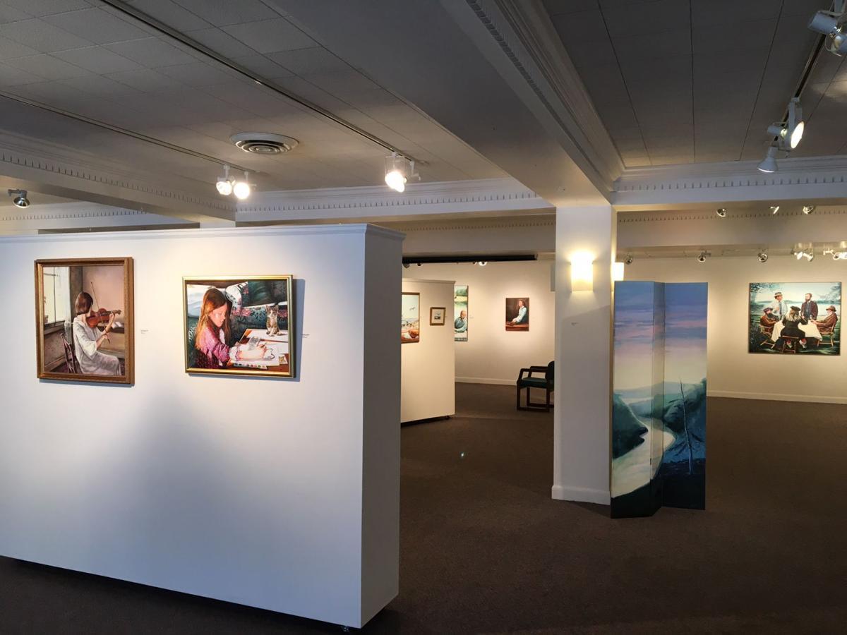 LARAC Gallery, Show 1