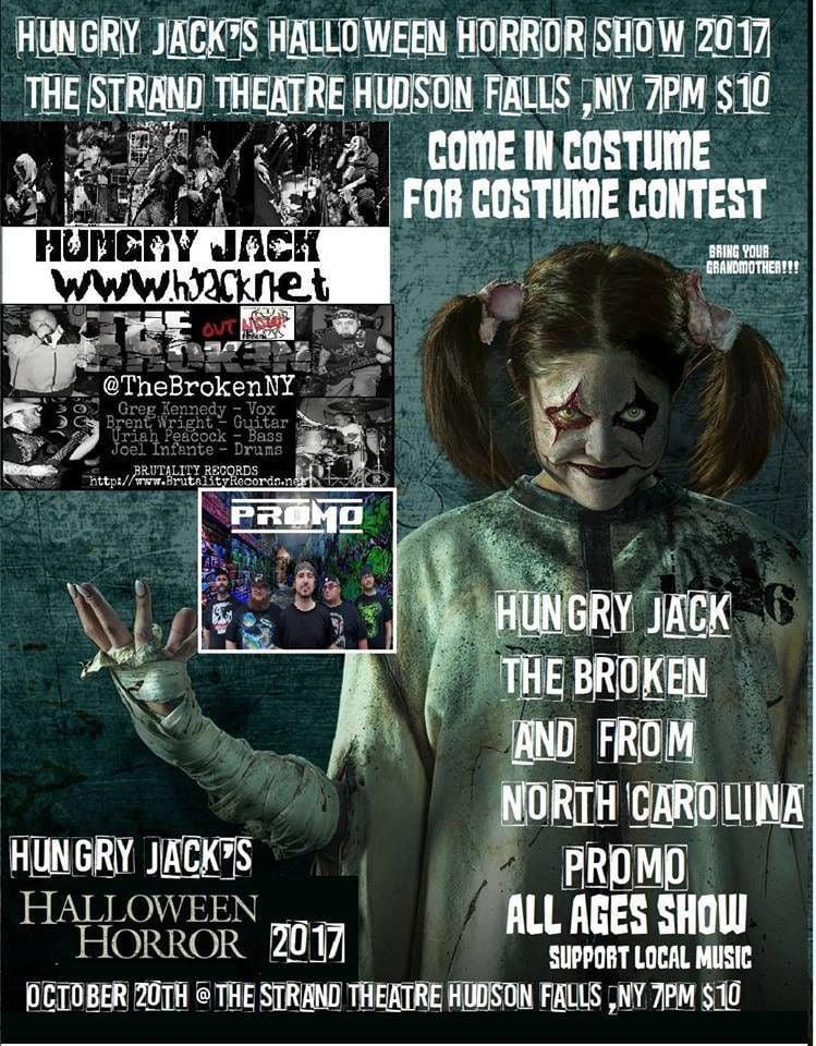 Hungry Jack's Halloween Show