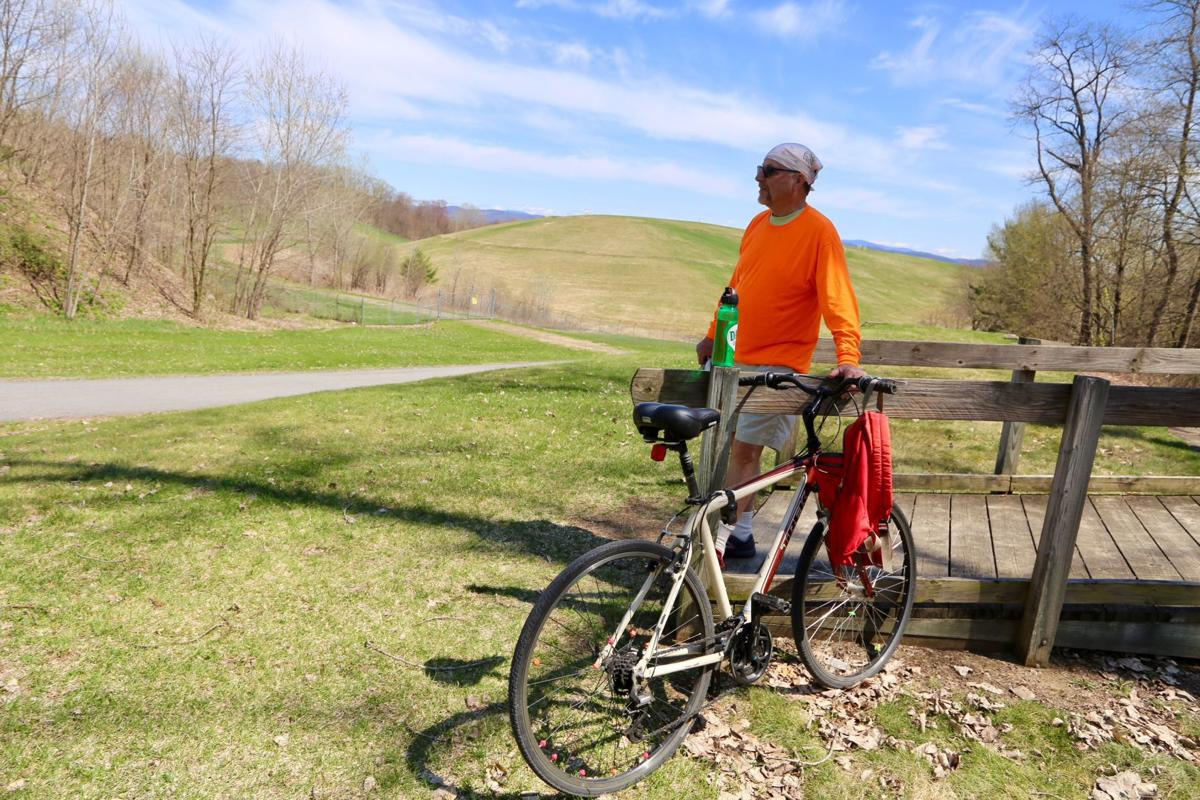 Bicycle trails growing regionally