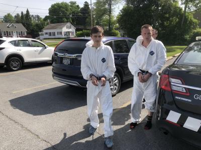 Manslaughter arraignment