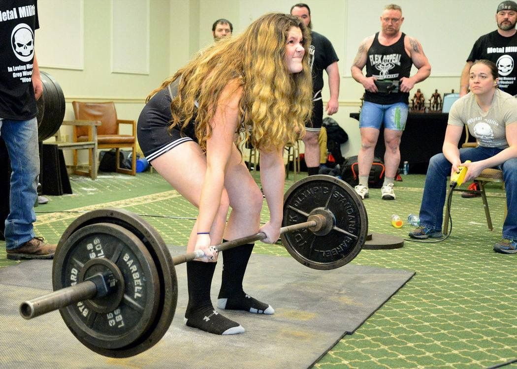 Local powerlifting teens set world records | Sports