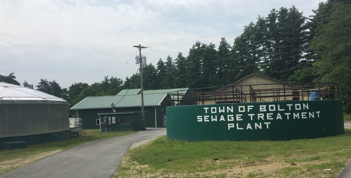 Town of Bolton Sewage Treatment Plant