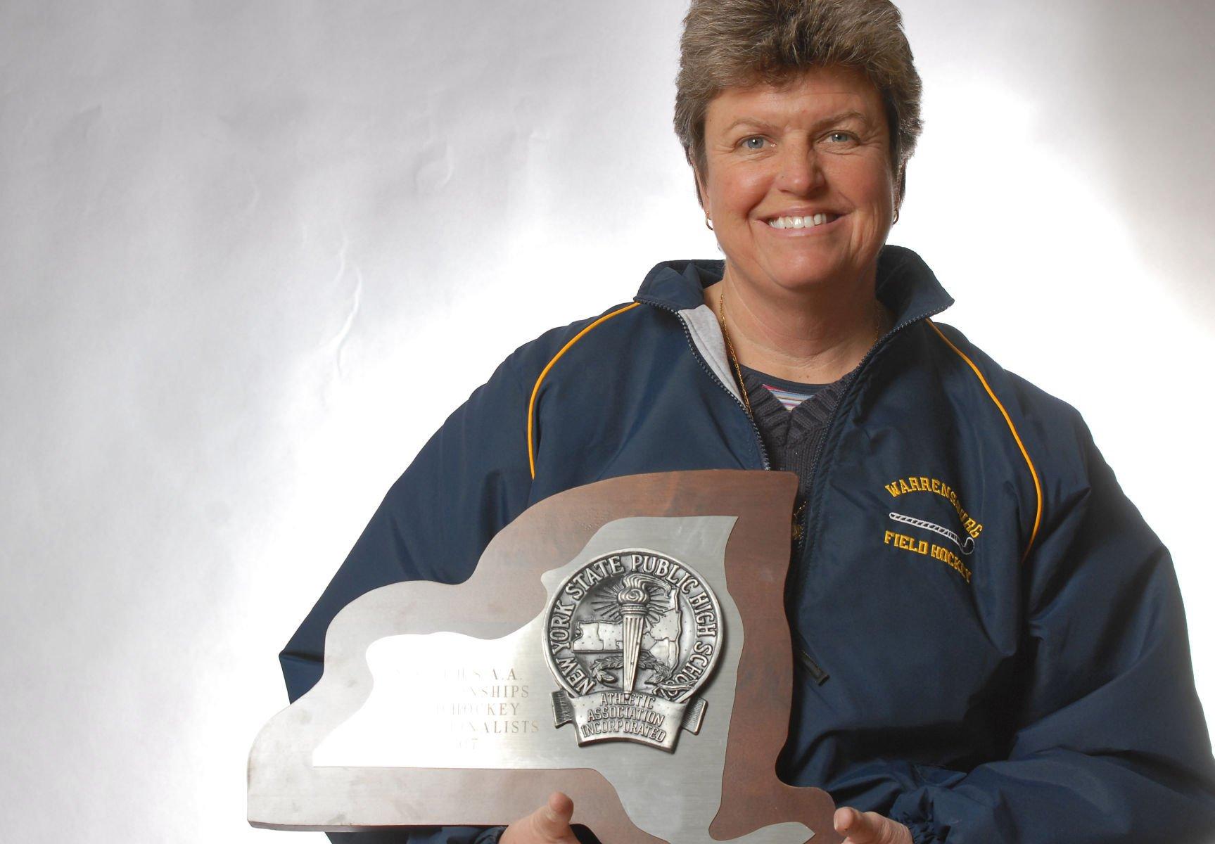 Mary ann Bump Longtime Warrensburg coach Mary