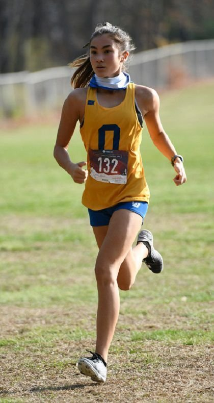 Foothills Cross Country