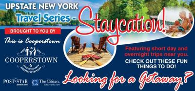 Upstate New York Travel Series: Staycation 2020