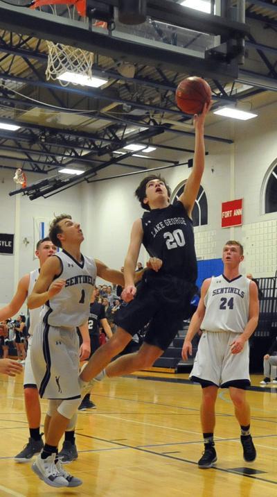 Boys Basketball: Ticonderoga vs. Lake George