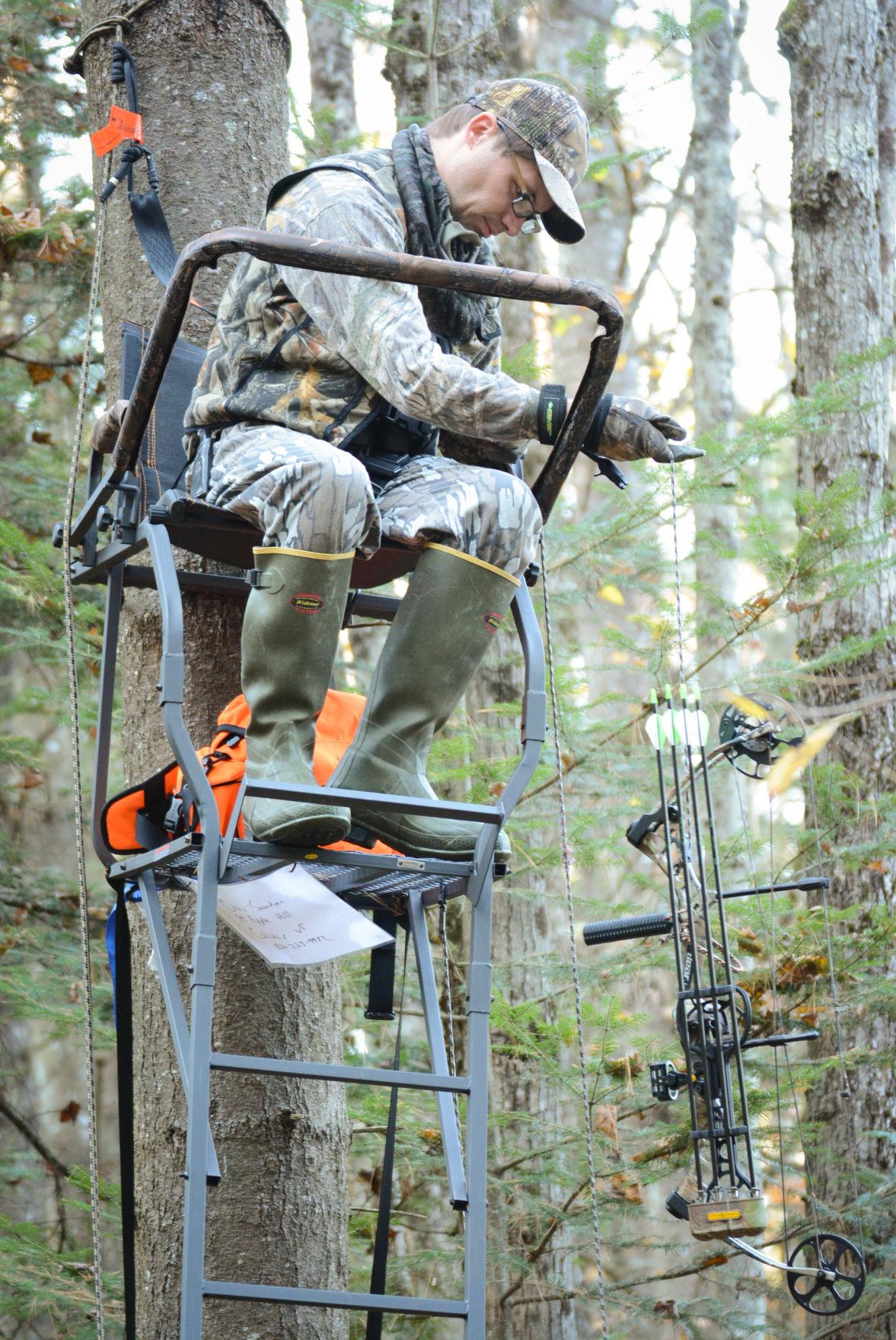 Treestand safety