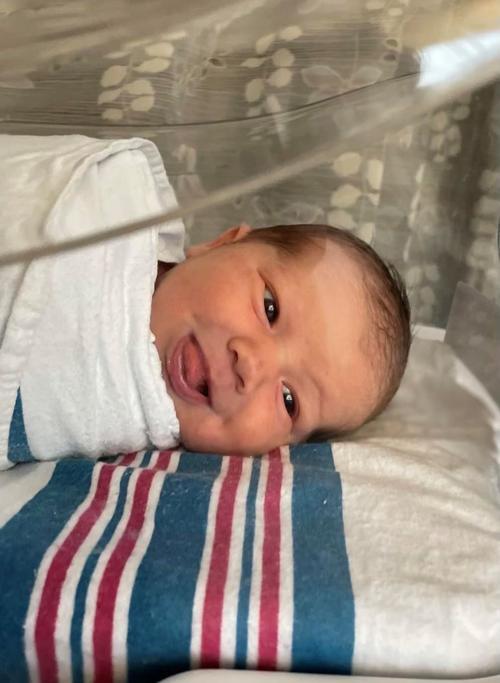 Rep. Elise Stefanik's baby