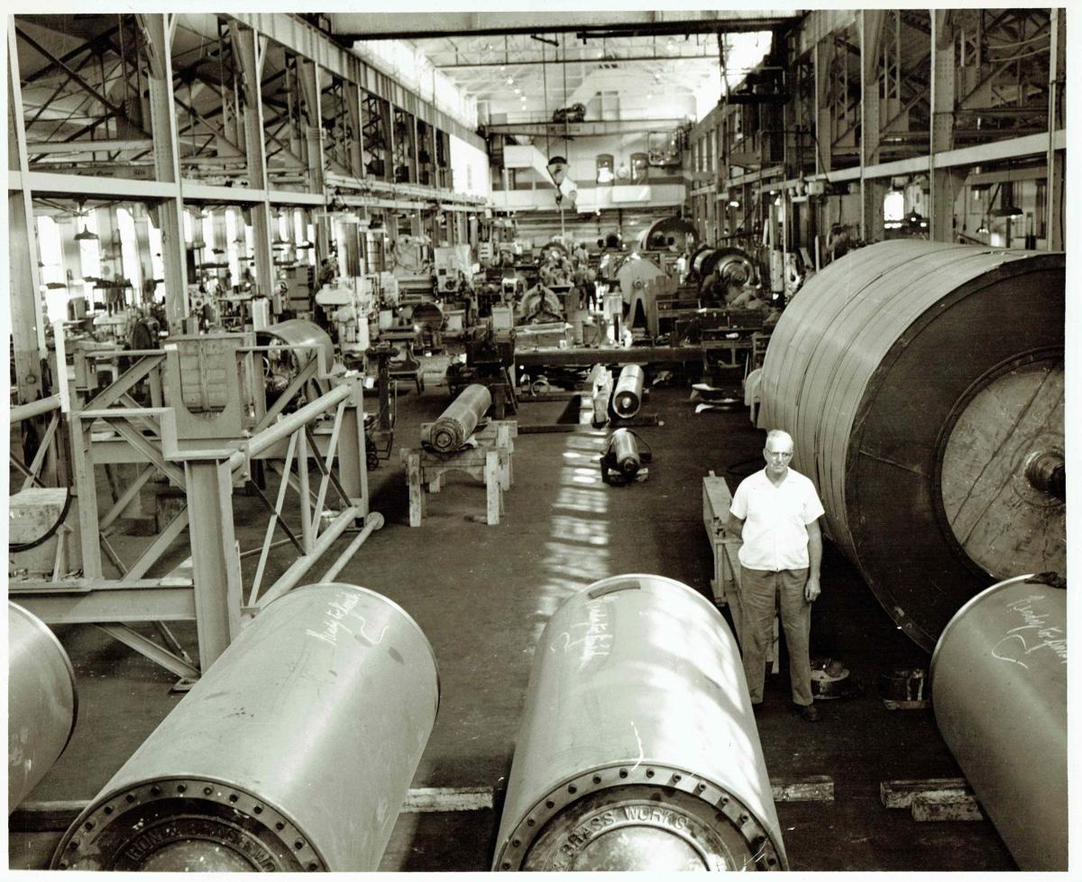 Sandy Hill Iron & Brass Works