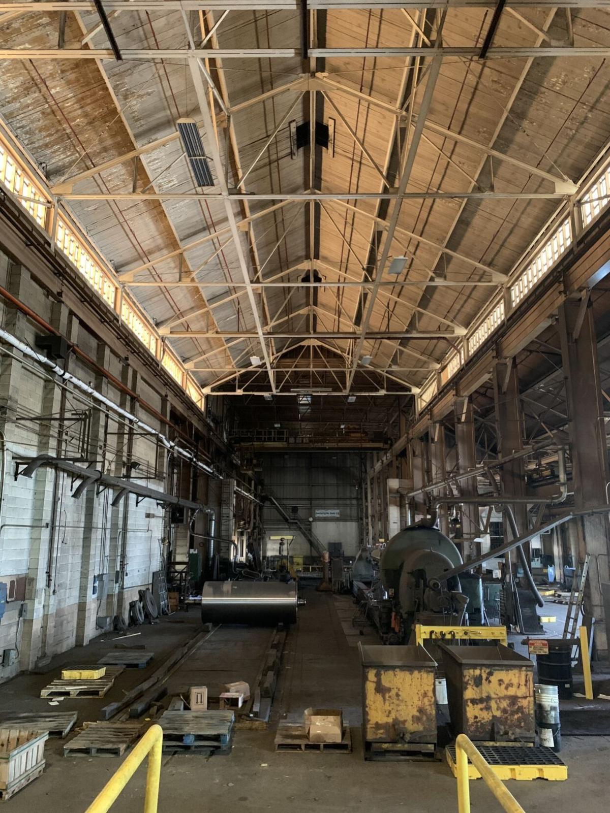 Sandy Hill Iron & Brass Works property