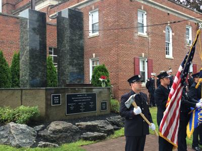 'Tears still come into our eyes': Glens Falls marks anniversary of 9/11 attacks