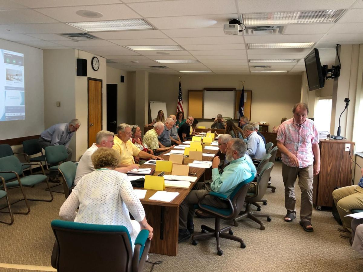 Regional Planning Board meeting