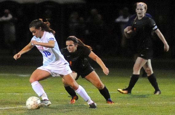 Girls soccer -- Schuylerville at South High