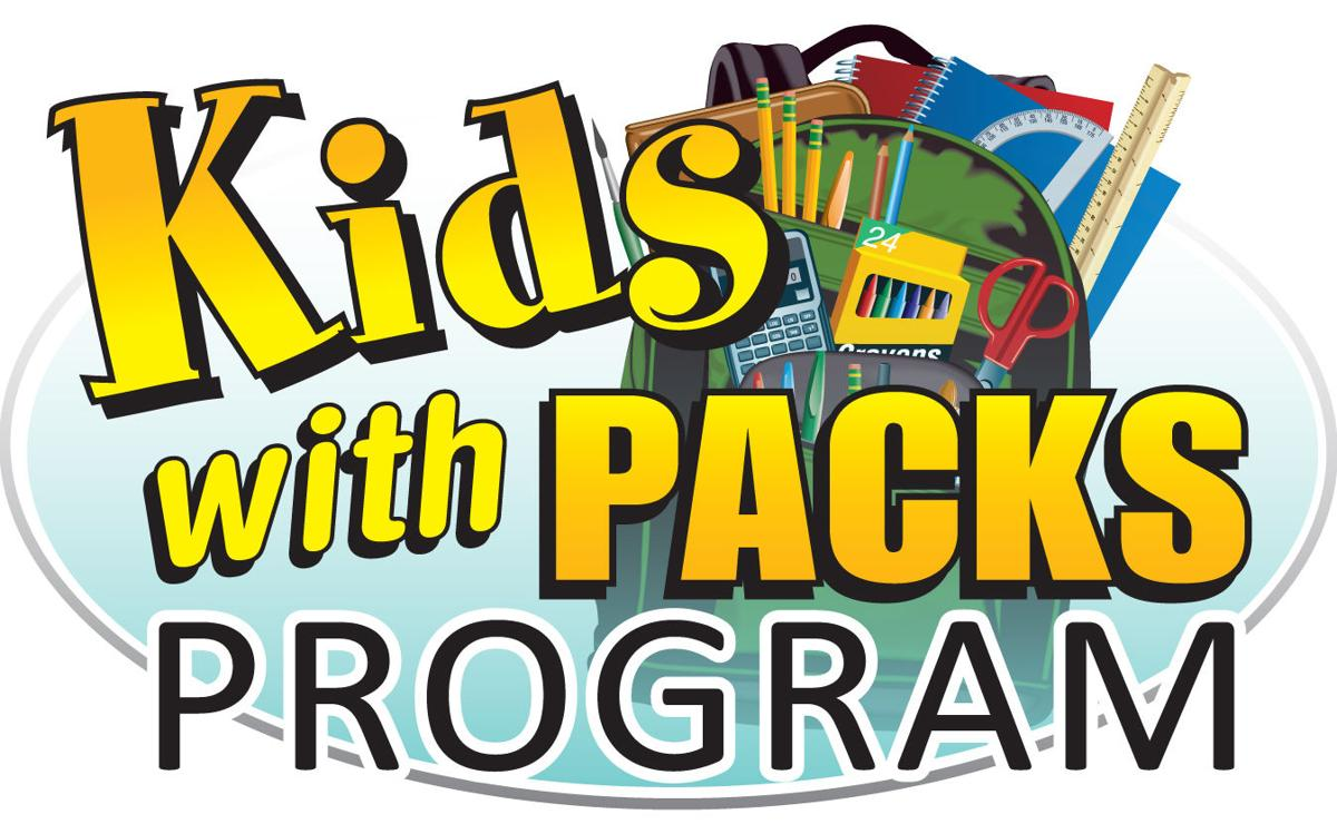 Kids with Packs logo