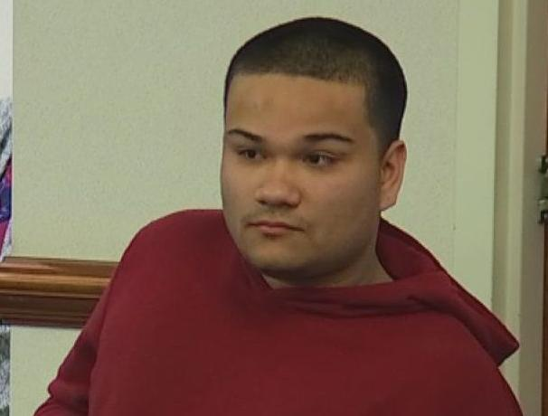 George Torres in court