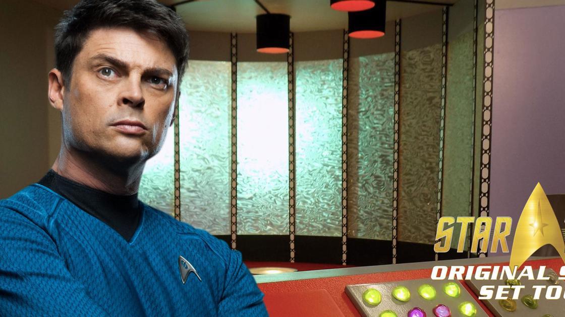 Trekonderoga to welcome Dr. Leonard Bones McCoy, Karl Urban, to Star Trek sets