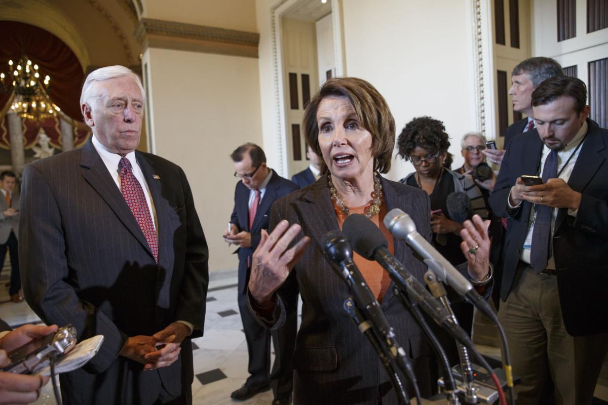 Nancy Pelosi, Steny Hoyer